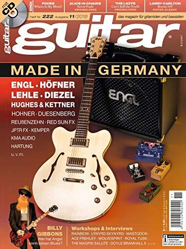 Gitarren Made in Germany - Engl Höfner Lehle Diezel uvm. in der guitar