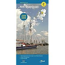 Wasserkarte C Noord west Overijssel (ANWB waterkaart (C))