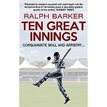 Ten Great Innings (English Edition)