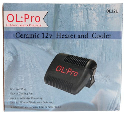 OL:Pro OL121A - Calefactor/refrigerador de cerámica (12 V)