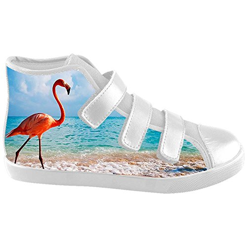 Dalliy Pink Flamingo Kids Canvas shoes Schuhe Footwear Sneakers shoes Schuhe A
