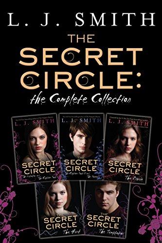 The Secret Circle: The Complete Collection: The Initiation, gebraucht gebraucht kaufen  Wird an jeden Ort in Deutschland