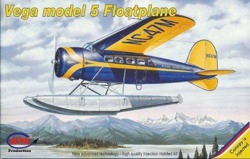 MPM 72528 - Modellbausatz Lockheed Vega Floatplane, Luftfahrt