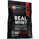 Prozis Sport 100% Real Whey Protein, Suplemento para Deportistas, Sabor a Chocolate - 1250 gr