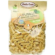 Dalla Costa Alimentare Fusilli Pasta di Semola di Grano Duro Senatore  Cappelli Biologica 6fbf45ef9934