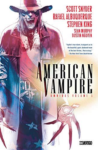 American Vampire Omnibus Vol. 1