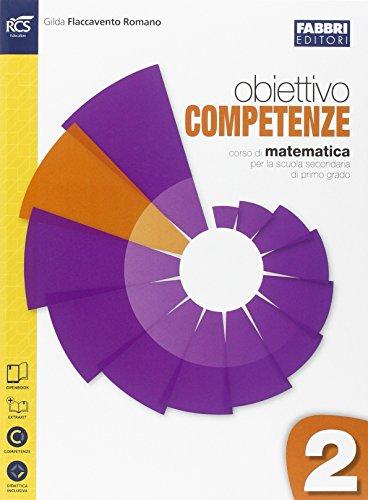 Obiettivo competenze. Quaderno. Per la Scuola media. Con espansione online: 2
