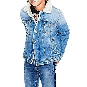 Pepe Jeans Legendary Shepherd, Chaqueta para Niños