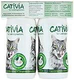Dehner Cativia, prebiotische Katzenmilch, (4X95ml ) - 5