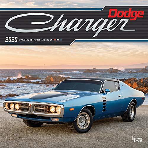 Dodge Charger 2020 Calendar: Foil Stamped Cover par Browntrout Publishers, Inc