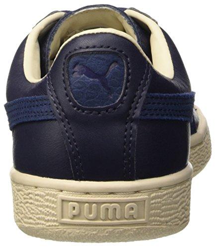 Puma Herren Basket Classic Citi Sneakers Peacoat