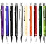 100 Stück violetter Kugelschreiber BONITO mit Gravur Logo Name jetzt selbst gestalten