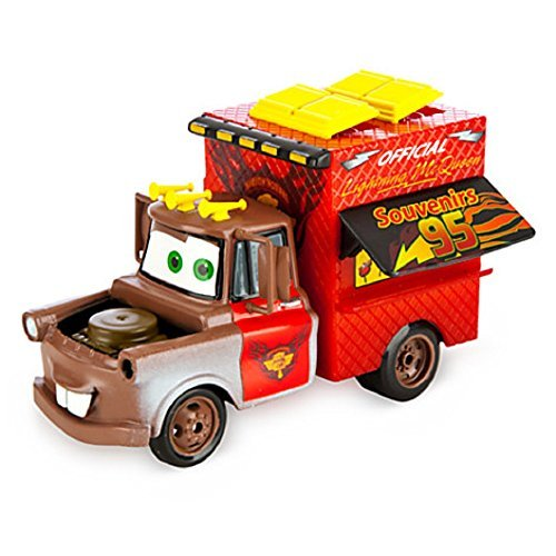 Disney Pixar Cars Exclusive 1:43 Mater / Martin Food Truck \