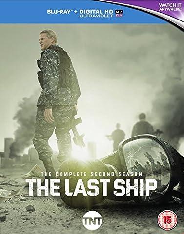 Last Ship: The Complete Second Season (3 Blu-Ray) [Edizione: Regno Unito] [Import anglais]