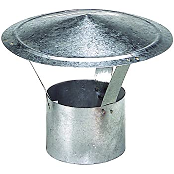 1000 mm Kamino-Flam Tuyau de Po/êle en Acier Alumini/é /à Chaud /Ø 100 mm Longueur env Tuyau de Raccordement au Conduit de Chemin/ée Test/é EN-1856-2 Tube Droit pour Conduit de Fum/ée Inoxydable Argent/é