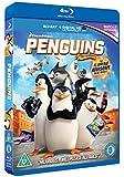 Penguins of Madagascar  [Blu-ray + UV Copy]