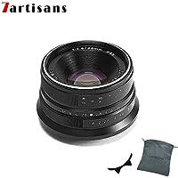 7Artians - Lente fija manual de 25 mm F1.8 para cámaras de montaje M4/3 Panasonic G1 G2 G3 G4 G5 G6 G7 GF1 GF2 GF3 GF6 GM1 Olympus EMP1 EPM2 E-PL1 E-PL2 E-PL3 E-PL5