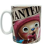 One Piece - Keramik Tasse Riesentasse 460 ml - Wanted Tony Chopper - Geschenkbox