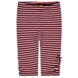 Steiff Baby-Mädchen Leggings, Violett (Y/d Stripe|Multicolored 0001), 80