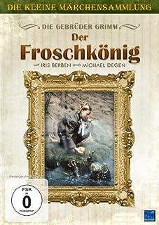 Die kleine Märchensammlung - Der Froschkönig