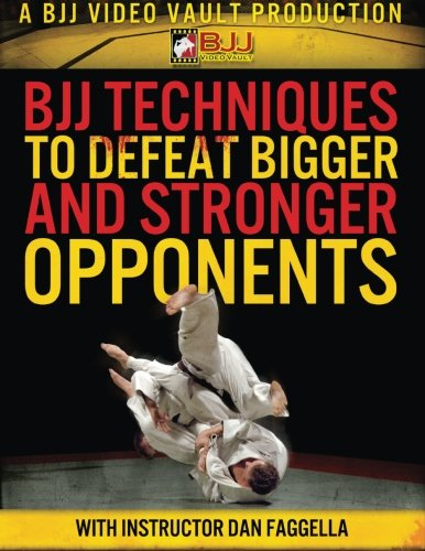 BJJ Techniques to Defeat Bigger and Stronger Opponents por Dan Faggella