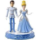 Disney Princess X2839 Cinderella and Prince Dancing Duet Mini Kingdom Doll Set