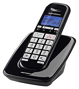Motorola S3001 Téléphone sans fil Noir