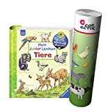Ravensburger Junior Sonderband | Mein Junior-Lexikon Tiere + Bauernhoftiere Poster by Collectix