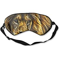 Sleep Mask Lion Face Eye Cover Blackout Eye Masks,Soothing Puffy Eyes,Dark Circles,Stress,Breathable Blindfold... preisvergleich bei billige-tabletten.eu