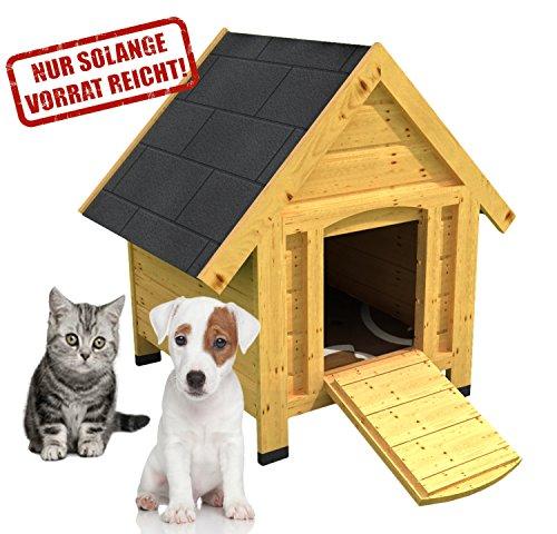 VCM Katzenhütte Hundehütte