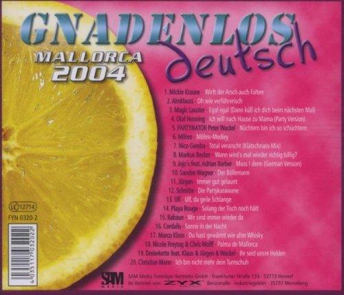 Gnadenlos-Deutsch-Spezial-Mall