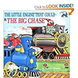 Little Engine That Could and the Big Chase [Hardcover] by Michaela Muntean
