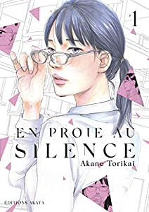 En proie au silence Edition simple Tome 1