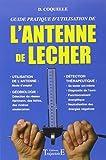 L'antenne de Lecher, guide pratique d'utilisation
