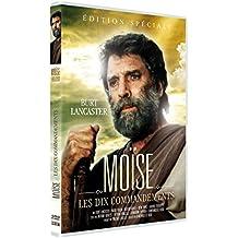 Moïse : Les Dix Commandements