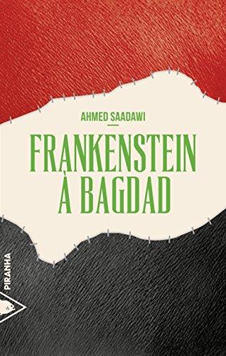 Frankenstein à Bagdad par [SAADAWI, Ahmed]