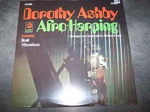 DOROTHY ASHBY LP, AFRO-HARPING, US ISSUE NEW REISSUE VINYL