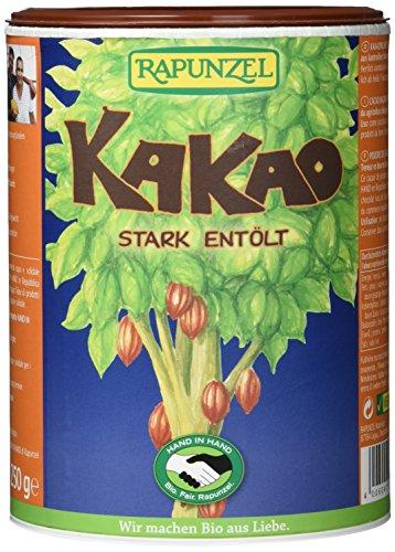 Rapunzel Kakaopulver stark entölt HIH Bio, 250 g