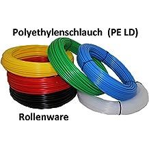 3mm au/ßen 5 Meter L/änge PTFE Schlauch f/ür 1,75 mm Filament Teflonschlauch Pneumatik 260/° C Grad Natur 3D Drucker Meterware 2mm innen