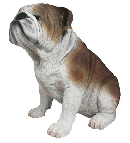Dekofigur Hund englische Bulldogge