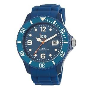 ice watch unisex armbanduhr big ice winter deep blau sw db. Black Bedroom Furniture Sets. Home Design Ideas