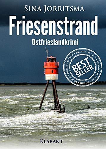Buchseite und Rezensionen zu 'Friesenstrand' von Sina Jorritsma