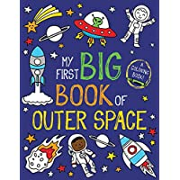 My First Big Book of Outer Space (My First Big Book of Coloring)