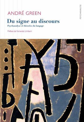 Du Signe au Discours