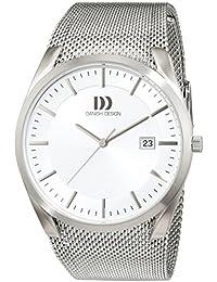 Danish Design Herren-Armbanduhr Analog Quarz Edelstahl IQ62Q1111