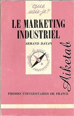 Livre gratuits Marketing Industriel (le) pdf epub