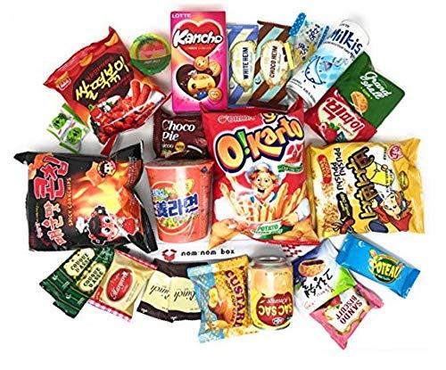 Korean Snack and Candy Box - UNbox Korean Treats Today! Seoul Box Classic