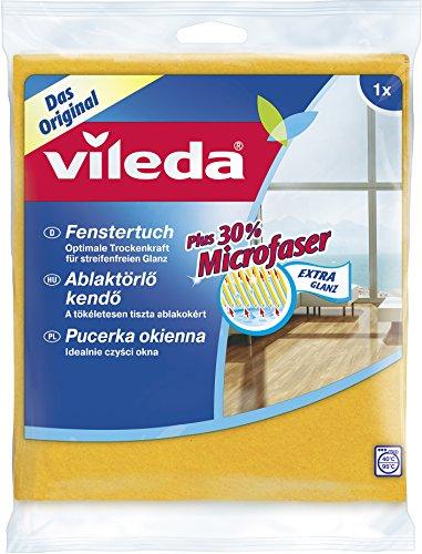 Vileda Fenstertuch, 5er Pack