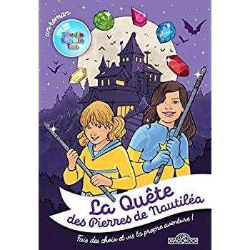 Studio Bubble Tea - La Quête des Pierres de Nautiléa