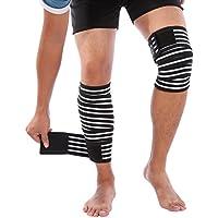 Doact Elastische Sport Kniebandage, Bietet Optimalen Schutz für Meniskus Und Knie, wirkt schmerzlindernd bei schützt... preisvergleich bei billige-tabletten.eu